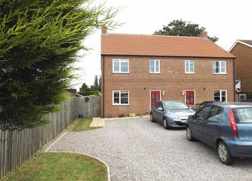 Thumbnail 3 bed semi-detached house for sale in Lincolns Avenue, Gedney Hill, Spalding
