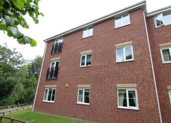 Thumbnail 2 bed flat for sale in The Infield, Halesowen, West Midlands