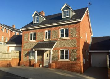 Thumbnail 5 bed detached house for sale in Cedar Avenue, Haywards Heath