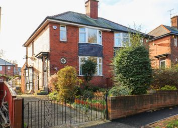 Thumbnail 3 bedroom semi-detached house for sale in Lees Hall Avenue, Sheffield