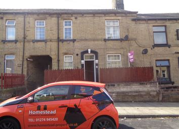 Thumbnail 2 bedroom terraced house to rent in Dickens Street, Bradford