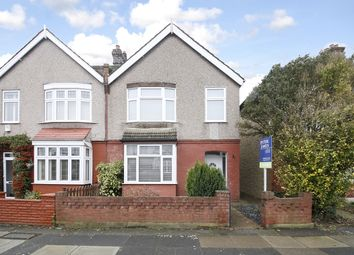 Thumbnail 3 bed semi-detached house for sale in Heather Road, London