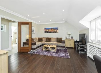 Thumbnail 2 bed maisonette for sale in Elmgrove Road, Weybridge, Surrey