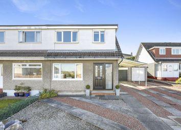 Thumbnail 3 bed semi-detached house for sale in 6 Baberton Mains Crescent, Baberton, Edinburgh