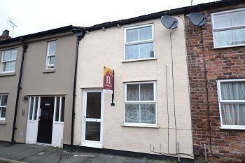 Thumbnail 2 bed terraced house for sale in Waller Street, Macclesfield, Cheshire