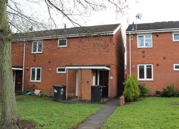 Thumbnail 3 bed flat to rent in Cranmore Road, Wolverhampton