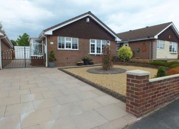 Thumbnail 2 bed detached bungalow for sale in Laurel Drive, Harriseahead, Stoke-On-Trent