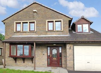 Thumbnail 5 bed detached house for sale in Chapelway Gardens, Oldham, Greater Manchester