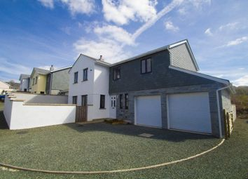 Thumbnail 4 bed detached house for sale in Philpott Lane, Tavistock