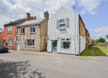 Thumbnail 2 bed cottage for sale in North Street, Crowland, Peterborough