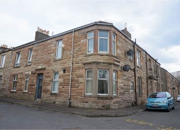 Thumbnail 2 bed flat to rent in 2 Galloway Place, Saltcoats