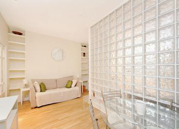 Thumbnail 1 bed flat to rent in Pembridge Gardens, London