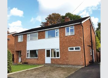 Thumbnail 6 bed semi-detached house for sale in 31-33 Sutton Drive, Upton, Cheshire