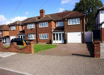 Thumbnail 4 bed semi-detached house to rent in Woodmere Way, Park Langley, Beckenham