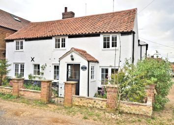 Thumbnail 3 bed cottage for sale in Old Church Road, Snettisham, King's Lynn