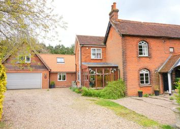 Thumbnail 4 bed semi-detached house for sale in Boxhouse Lane, Dedham