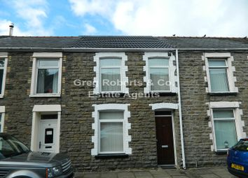 Thumbnail 2 bed terraced house to rent in Walter Street, Tredegar, Blaenau Gwent.