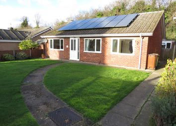 Thumbnail 3 bed detached bungalow for sale in Chartwell Court, Sprowston, Norwich