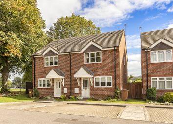 Manor Way, Croxley Green, Rickmansworth WD3. 3 bed semi-detached house