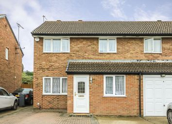 Thumbnail 4 bedroom semi-detached house for sale in Thatchers Way, Isleworth