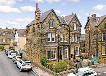 Thumbnail 4 bed semi-detached house for sale in Harlow Terrace, Harrogate, North Yorkshire