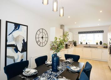 "4 bed detached house for sale in ""The Elmhurst"" at Topsham Road, Exeter EX2"