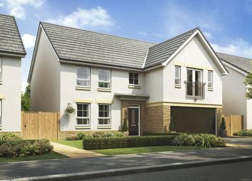 "Thumbnail 4 bedroom detached house for sale in ""Colville"" at Barochan Road, Houston, Johnstone"