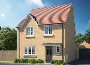 "Thumbnail 4 bedroom detached house for sale in ""The Mylne"" at Mepal Road, Sutton, Ely"
