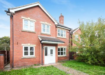 Thumbnail 4 bed detached house to rent in Hayhurst Avenue, Middlewich