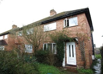 Thumbnail 4 bed semi-detached house to rent in Lynwood Avenue, Egham