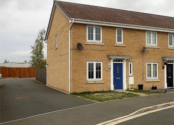 Thumbnail 3 bed semi-detached house to rent in Roundhouse Crescent, Worksop, Nottinghamshire
