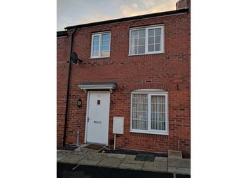 Thumbnail 3 bed town house for sale in 26, Lammas Drive, Hathern, Leicestershire