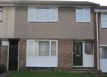 Thumbnail 3 bed terraced house to rent in Carnegie Crescent, Sutton, St Helens