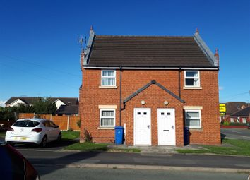 Thumbnail 2 bed flat for sale in Trinity Street, Rhostyllen, Wrexham