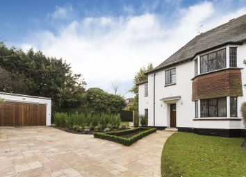 Thumbnail 4 bed semi-detached house to rent in Sutcliffe Close, Hampstead Garden Suburb
