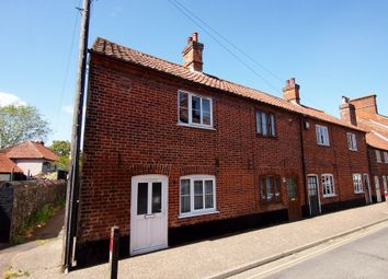 Thumbnail 2 bed semi-detached house to rent in Pople Street, Wymondham, Norfolk