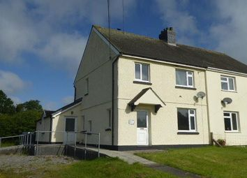 Thumbnail 4 bed property for sale in 6 Heolgwynddalis, Dihewyd, Lampeter