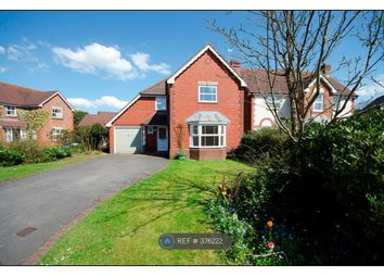Thumbnail 4 bed detached house to rent in Wolverton Close, Chippenham