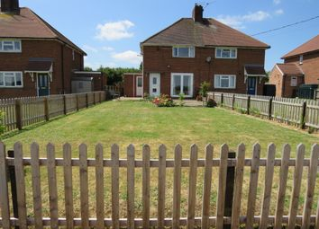 Thumbnail 3 bed semi-detached house for sale in Earlsford Road, Mellis, Eye