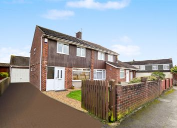 Thumbnail 3 bed semi-detached house for sale in Durville Road, Headley Park, Bristol