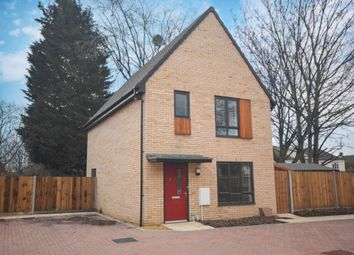 Thumbnail 3 bed detached house for sale in Eastfield, Cambridge