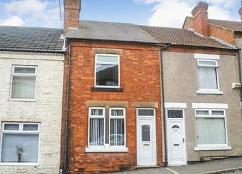 Thumbnail 2 bed terraced house to rent in Barker Street, Huthwaite, Sutton-In-Ashfield