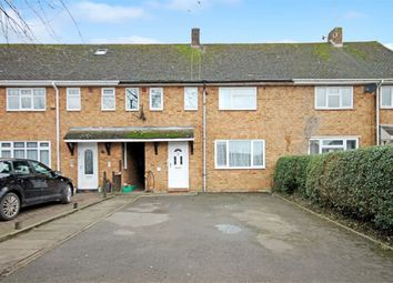 Thumbnail 4 bed terraced house for sale in Carey Close, Moulton, Northampton