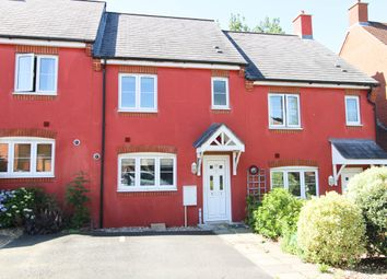 Thumbnail 2 bed terraced house for sale in Charlton Drive, Petersfield