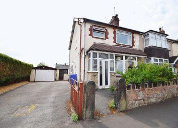 Thumbnail 3 bed semi-detached house for sale in Marsh Avenue, Burslem, Stoke-On-Trent