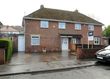 Thumbnail 3 bed semi-detached house for sale in Prestwick Close Otley, Otley