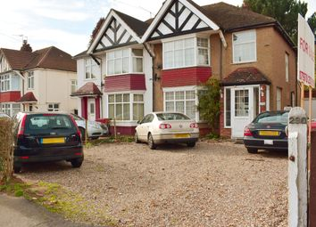 Thumbnail 4 bedroom semi-detached house for sale in Stoke Poges Lane, Slough