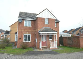 Thumbnail 3 bed detached house for sale in Gavin Close, Thorpe Astley, Leicester