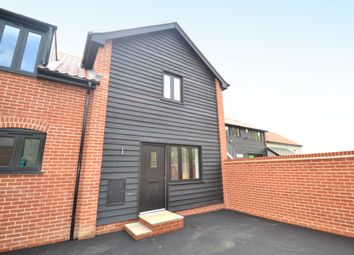 Thumbnail 2 bed end terrace house to rent in Cavendish Lane, Glemsford, Sudbury