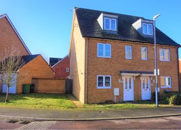 Thumbnail 3 bedroom semi-detached house for sale in Roman Way, Maidstone